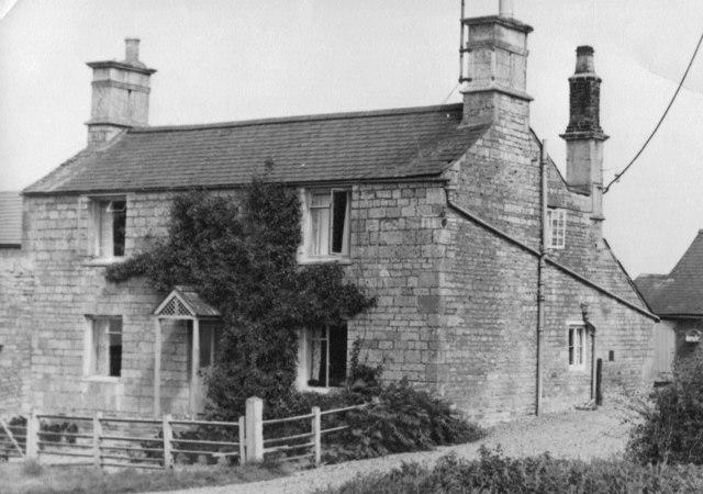 Villa Farm near Warmington (c1960)
