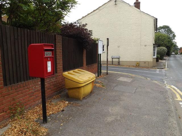 The Folly Postbox