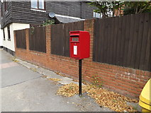 TL1614 : The Folly Postbox by Adrian Cable