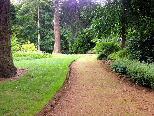 Sandringham Estate, Woodland Walk