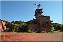 NY0110 : Florence Mine (closed) by Ashley Dace