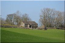 SD7186 : Barn, Double Croft Lane by N Chadwick