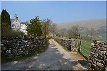SD7186 : Double Croft Lane by N Chadwick