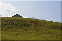 SD7186 : Barn, Near Helks by N Chadwick