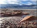 NH8757 : Nairn Beach by Mick Garratt
