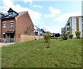 SJ9097 : New housing at Droylsden by Gerald England