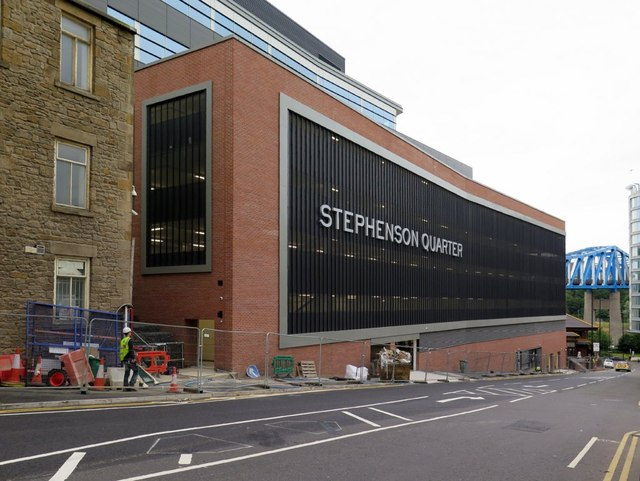 Stephenson Quarter, Newcastle