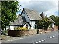 SJ6886 : Rivington Cottage, Lymm by Dave Dunford