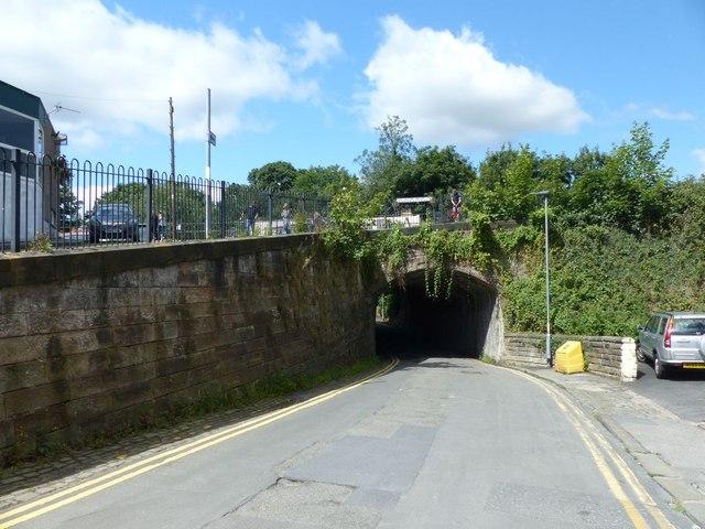 Bridgewater Street Aqueduct, Lymm