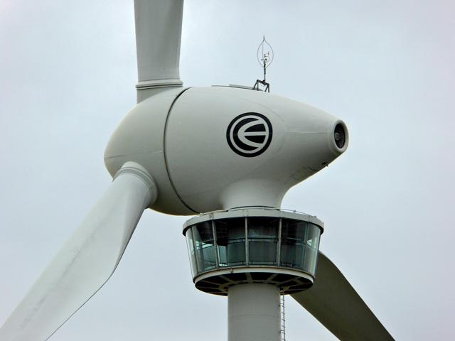 Swaffham Wind Turbine Observation Deck