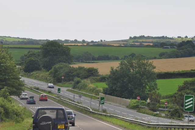 Cornwall : The A38