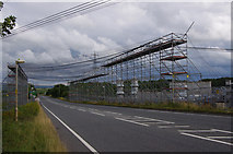 SD4160 : Scaffolding for grid cable changes by Ian Taylor