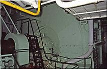 SU4011 : SS Canberra - propulsion motor by Chris Allen