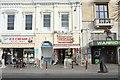 SX9163 : Shops on Victoria Parade, Torquay by Derek Harper