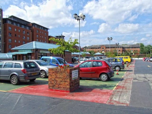 Victoria Centre, Nottingham