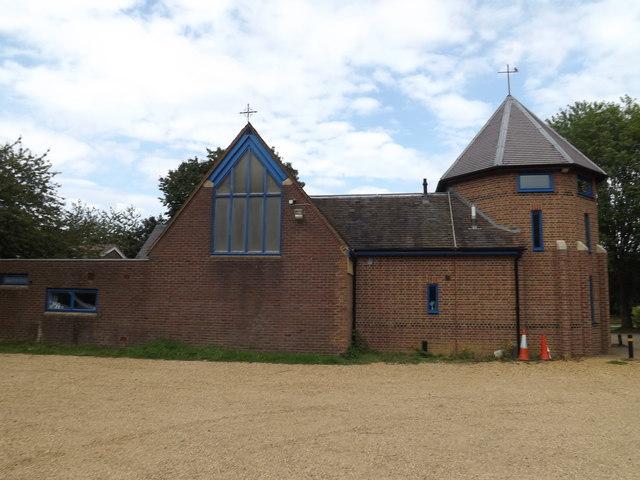 St.Mary's Church, Kinsbourne Green