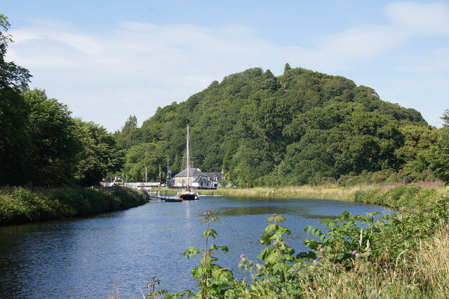 Caledonian Canal at Tomnahurich, Inverness