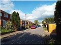 TQ4800 : North Camp Lane, off Upper Belgrave Road, Seaford by Robin Stott