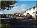TQ4800 : North Way off Upper Belgrave Road, Seaford by Robin Stott