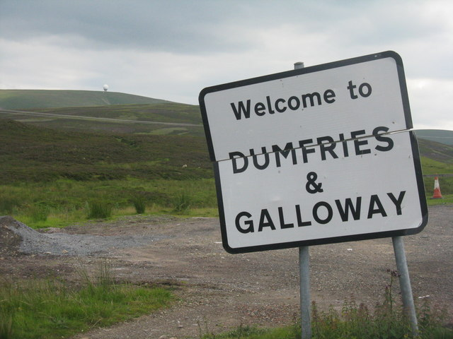 Welcome to DUMFRIES & GALLOWAY