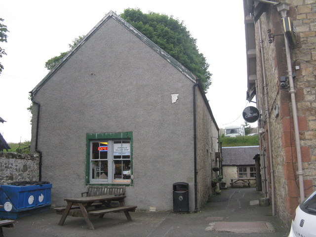 Leadhills Village Shop