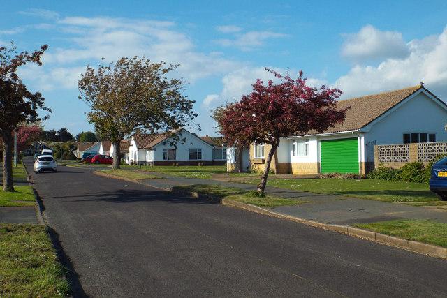 Lower Drive off Upper Belgrave Road, Seaford