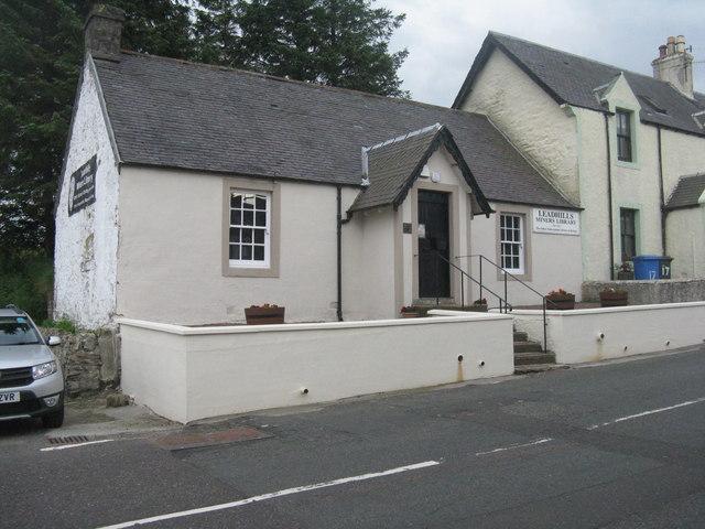 Leadhills Miners Library