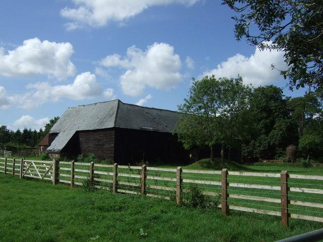 Redcoats Green Farm