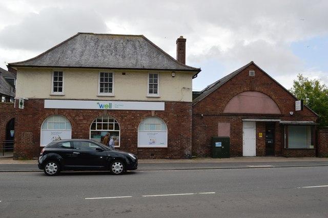 Former Post Office - Gretna Garden City