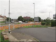 SE2534 : Cockshott Lane, Bramley: closed by Stephen Craven