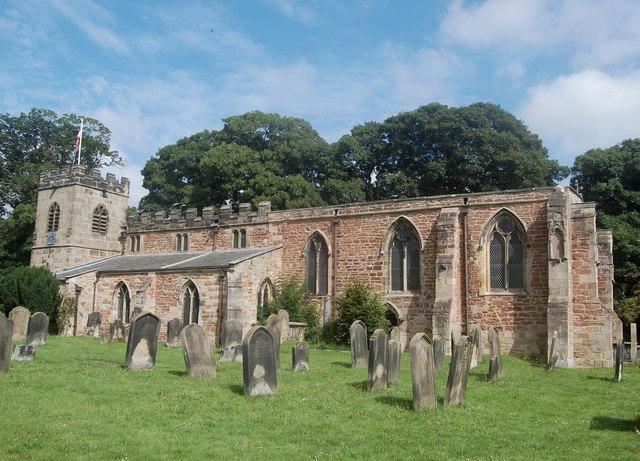 St Peter's Church, Croft on Tees