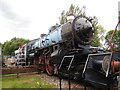 TL1898 : Steam loco at Railworld, Peterborough by Paul Bryan