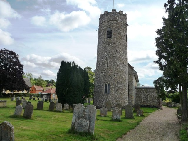 St Andrew's Church, Wissett