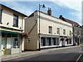 TM3863 : Established 1833, High Street, Saxmundham by Christine Johnstone