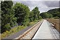 SJ0843 : Dwyrain Corwen East on the Llangollen Railway by Jeff Buck