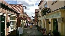 SK6592 : Church Walk, Bawtry by Chris Morgan
