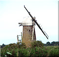 TG4420 : Heigham Holmes drainage windpump by Evelyn Simak