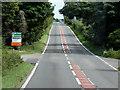 TF7710 : Eastbound A47 at Chalk Farm by David Dixon