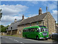 TL0893 : A vintage coach in Elton, Cambridgeshire by Richard Humphrey