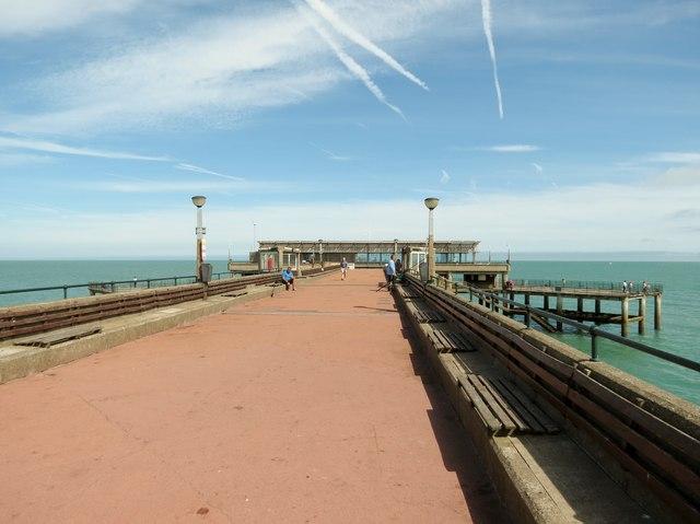 Promenade  Pier  Deal