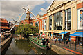 SK9771 : River Witham by Richard Croft