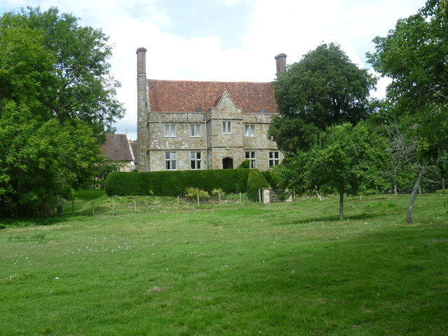 The Manor House at Penhurst
