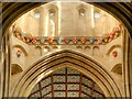 TL8564 : Tower Interior, St Edmundsbury Cathedral by David Dixon