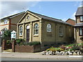 TL1535 : Stondon Baptist Church by JThomas