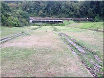 SP6989 : The Inclined Plane - Foxton Locks by Dave Thompson