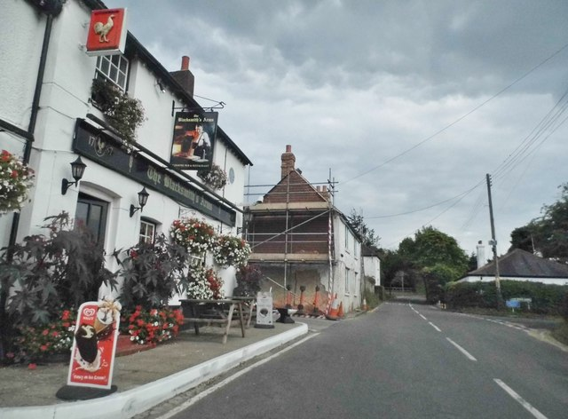 The Blacksmith's Arms, Cudham