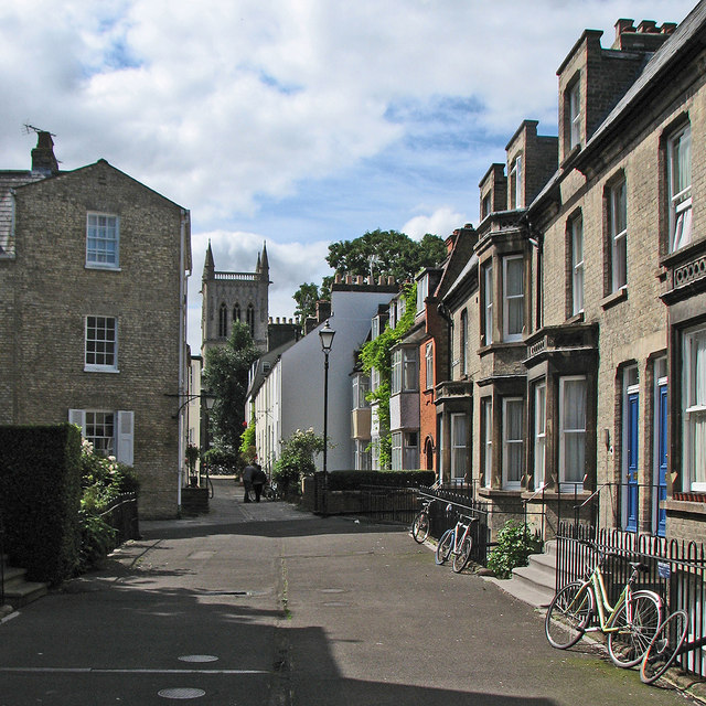 Portugal Street and Portugal Place