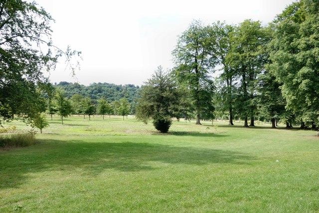 Parkland Highclere Castle