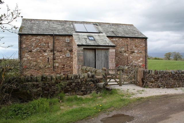 Barn conversion beside Chitty Hill
