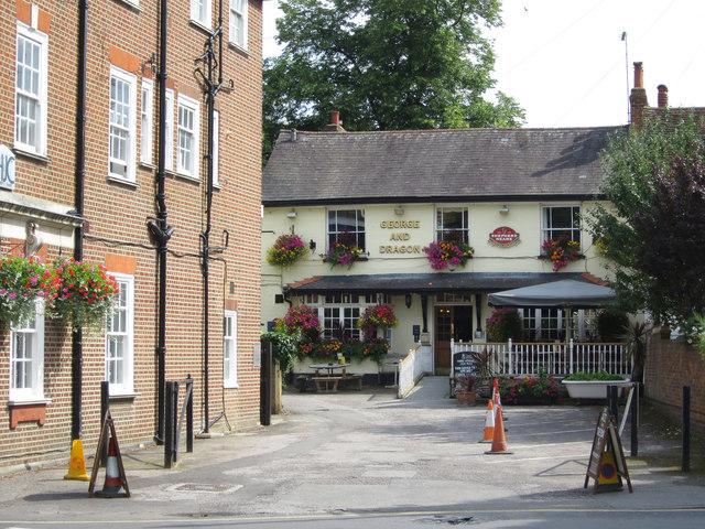 George & Dragon, Thames Ditton